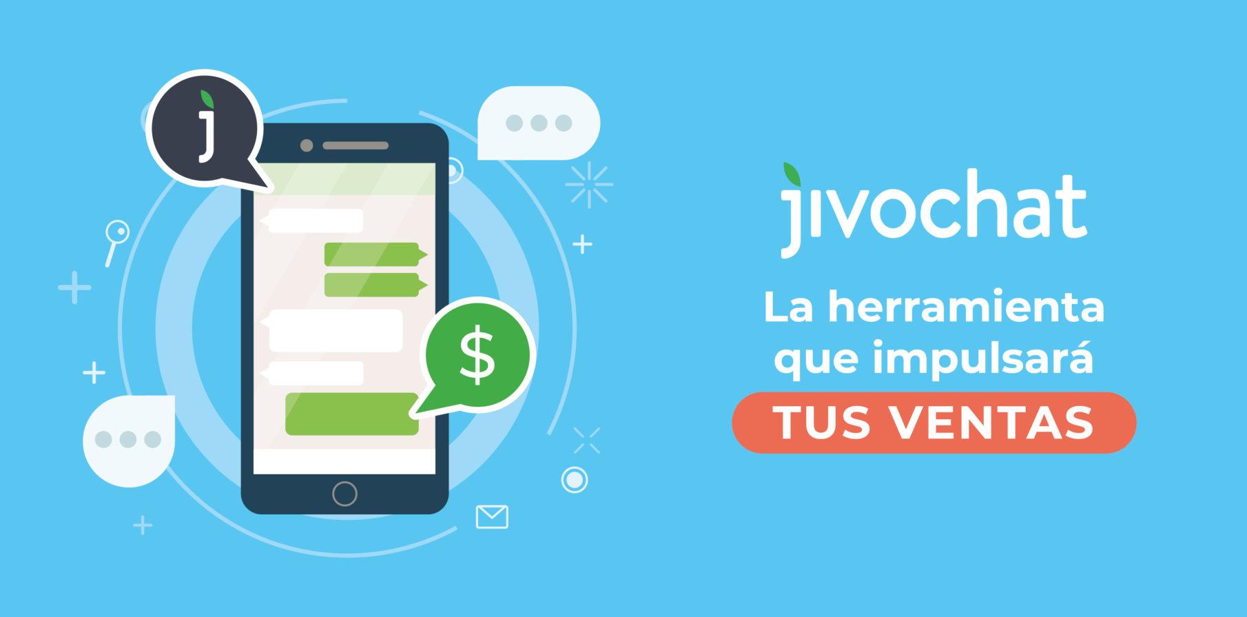 Chat en línea - JivoChat